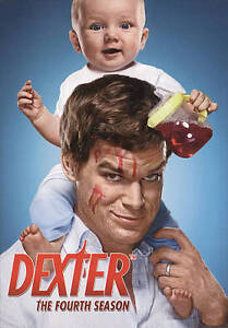 Dexter: The Fourth Season (DVD, 2010, 4-...