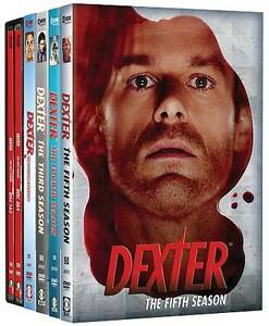 Dexter: Seasons 1-5 (DVD, 2011, 20-Disc ...