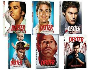 Dexter: Seasons 1-6 (DVD, 2012, 24-Disc ...