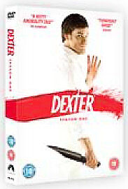 Dexter - Series 1 (DVD, 2008, 4-Disc Set...
