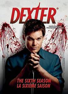 Dexter: The Sixth Season (DVD, 2012, Can...