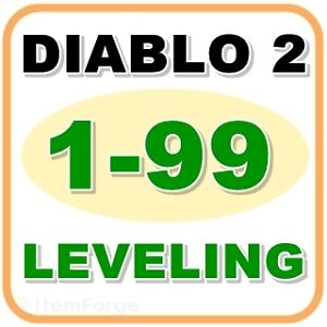 Diablo-2-LoD-Sc-Ladder-Leveling-1-90-95-99-Level-Quests-Waypoints-Power-LvL-NEW