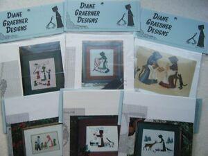 Diane Graebner - Cross Stitch Patterns & Kits