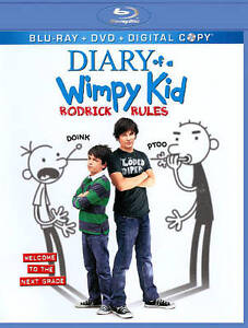 Diary of a Wimpy Kid: Rodrick Rules (Blu...