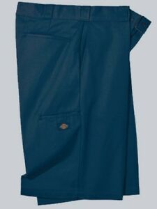 Dickies-13-Multi-Use-Work-Short-Navy-blau-W30-bis-W40-NEU