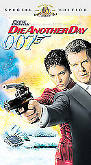 Die Another Day (VHS, 2003)