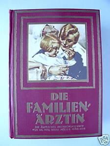 Die-Familienaerztin-Ein-aerztliches-Nachschlagebuch-1930