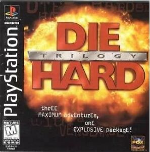 Die Hard Trilogy for Sony PlayStation 1