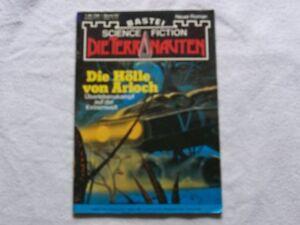 Die-Terranauten-Science-Fiction-Romanheft-Bastei-Verlag-Band-62