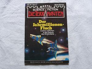 Die-Terranauten-Science-Fiction-Romanheft-Bastei-Verlag-Band-71