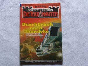 Die-Terranauten-Science-Fiction-Romanheft-Bastei-Verlag-Band-78