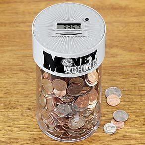 Digital Coin Counter Piggy Bank Money Saving Fun Educational Electronic TV NEW in Business & Industrial, Retail & Services, Point of Sale Equipment | eBay