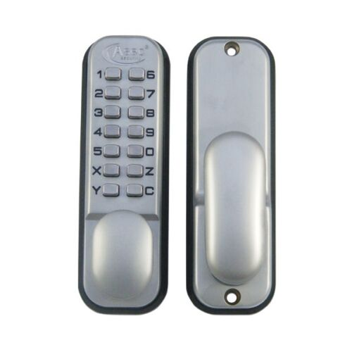Digital Combination Code Lock Door Push Button Mechanical