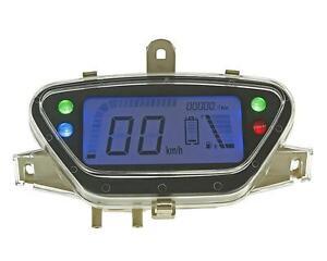 digital tachometer tacho rex jinan qingqi rs 500 600 700. Black Bedroom Furniture Sets. Home Design Ideas