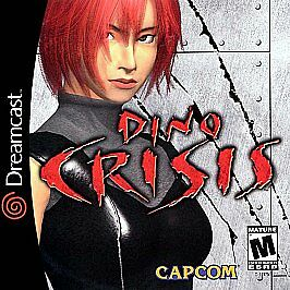Dino Crisis (Sega Dreamcast, 2000)