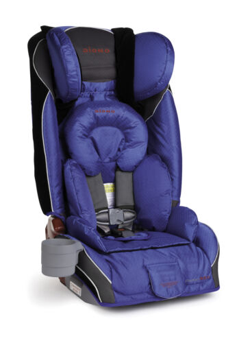 Diono Radian RXT Cobalt Convertible + Booster Folding Child Safety Car Seat NEW in Baby, Car Safety Seats, Convertible Car Seat 5-40lbs | eBay