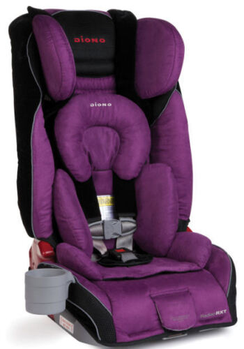 Diono Radian RXT Plum Convertible + Booster Folding Child Safety Car Seat NEW in Baby, Car Safety Seats, Convertible Car Seat 5-40lbs | eBay