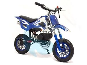 Dirt-Bike-Pocketbike-Crossbike-Dirtbike-Cross-49cc-NEU