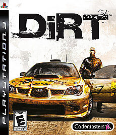 Dirt  (Sony Playstation 3, 2007)
