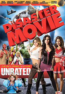Disaster Movie (DVD, 2009, Widescreen Ve...