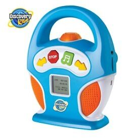 Discovery Kids MP3 Boom Box NEW IN BOX mp3 player NWT in Toys & Hobbies, Electronic, Battery & Wind-Up, Electronic & Interactive | eBay