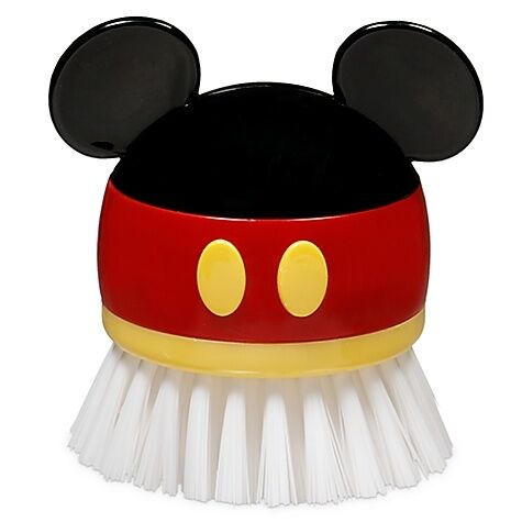 Details About Disney Mickey Mouse Kitchen Dish Scrubber Vegetable