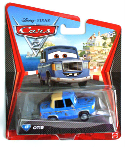 Disney Pixar Cars 2 OTIS #43 NEW IN HAND READY TO SHIP! in Toys & Hobbies, TV, Movie & Character Toys, Disney | eBay