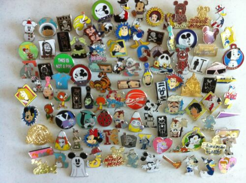 Disney Trading Pins lot of 200 US Seller 1-3 Day Free Priority Shipping in Collectibles, Disneyana, Contemporary (1968-Now) | eBay