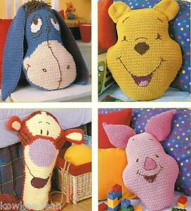 free crochet winnie the pooh patterns - Inbox.com