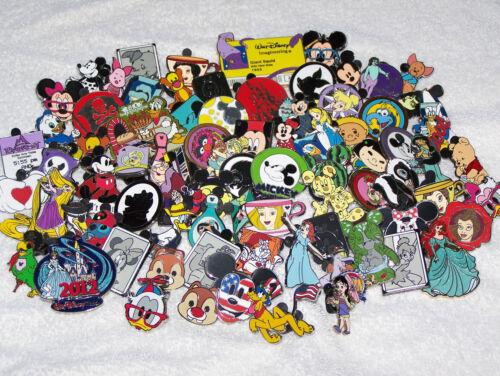 Disney trading pins lot of 25 (USA Seller) Free shipping, no duplicates in Collectibles, Disneyana, Contemporary (1968-Now)   eBay
