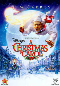 Disney's A Christmas Carol (DVD, 2010)
