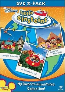 Disney's Little Einsteins - 3 Pack (DVD,...