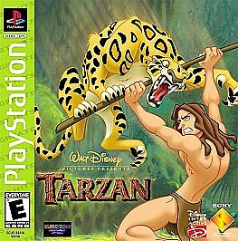 Disney's Tarzan  (PlayStation, 1999)