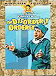 The Disorderly Orderly (DVD, 2004)