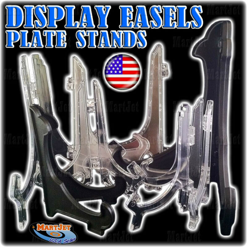 Great for displaying Plates, Arts, Books, Photos, Pictures, etc*