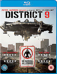 District 9 (Blu-ray, 2009)