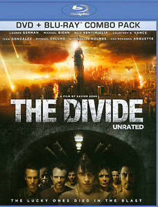 The Divide (Blu-ray/DVD, 2012, 2-Disc Se...