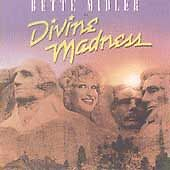 Divine Madness by Bette Midler (CD, Aug-...