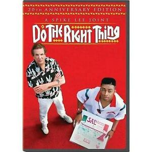 Do the Right Thing (DVD, 2009, 2-Disc Se...