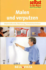 do it yourself malen und verputzen technik materialkunde techniken ebay