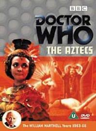 Doctor Who - The Aztecs (DVD, 2002)
