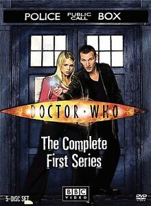 Doctor Who - The Complete First Series (...