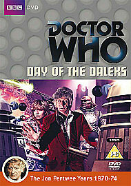 Doctor Who - The Day Of The Daleks (DVD,...