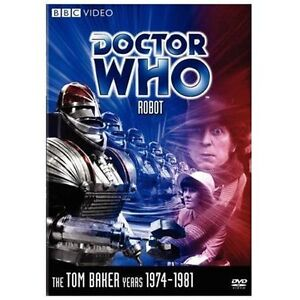 Doctor Who - Robot (DVD, 2007)