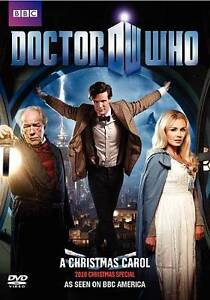 Doctor Who: A Christmas Carol (DVD, 2011...