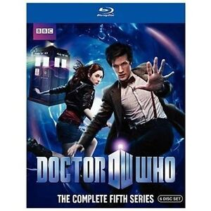 Doctor Who: The Complete Fifth Series (B...