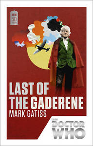 Doctor-Who-Last-of-the-Gaderene-50th-Anniversary-Edition-by-Mark-Gatiss