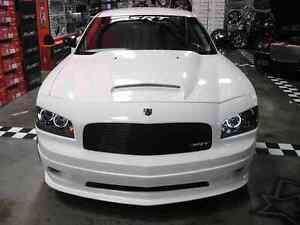 Dodge Charger Painted Pw1 Stone White Ram Air Hood Lg
