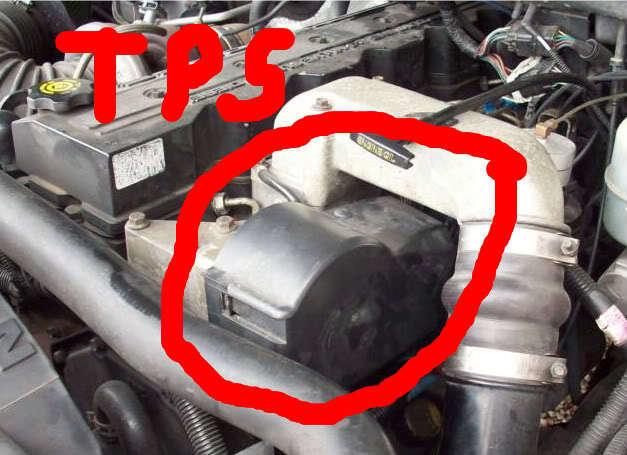 Dodge Ram Cummins Diesel APPS TPS 98,99,00,01,02,03,04