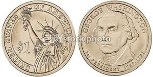 Dollar, 2007, George Washington, Preside...